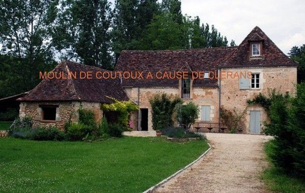 De Coutoux A Cause De Clerans