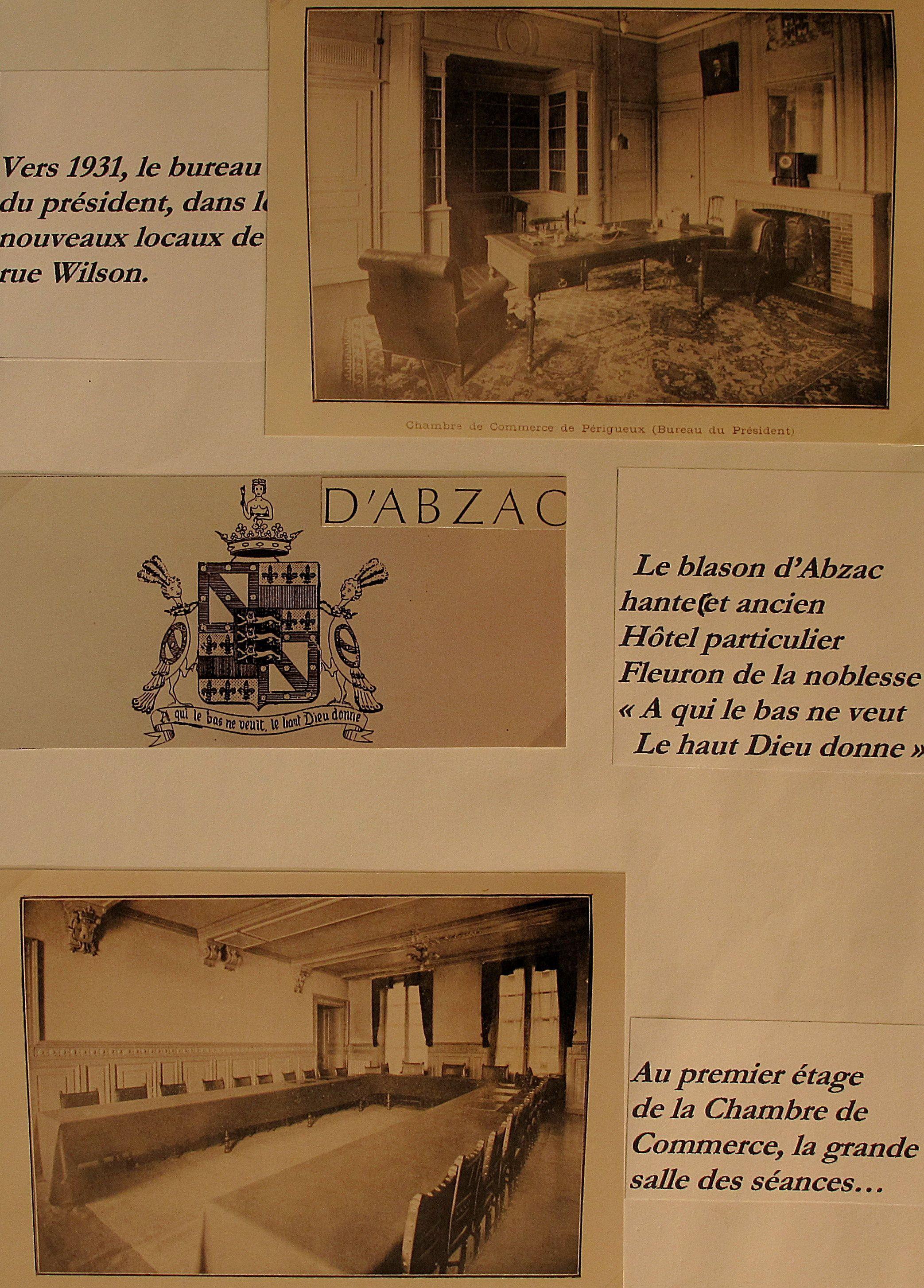 Nos ch teaux en p rigord page 152 - Chambre de commerce perigueux ...